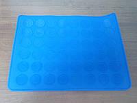 Силиконовый коврик для выпечки Макаронс (Macarons)