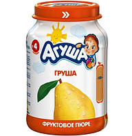 Пюре фруктове Агуша, 200 мл., груша