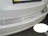 Накладка на бампер Dodge Caliber 2006-
