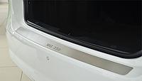 Накладка на бампер MG 350 2012-