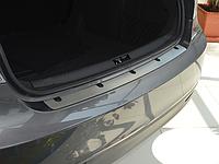 Накладка на бампер MG 6 4D 2013-