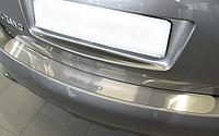 Накладка на бампер Nissan  Murano II 2008-