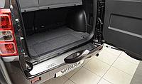 Накладка на бампер Suzuki Grand Vitara II 5D/3D 2005-