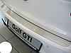 Накладка на бампер Volkswagen Golf VI 2008-