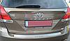 Накладка на бампер Toyota Venza FL 2012-