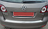 Накладка на бампер Volkswagen Golf V/VI PLUS 2004-2008