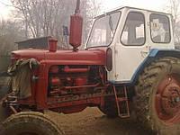Заднее стекло на трактор ЮМЗ старая кабина триплекс
