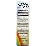 SAM-e 200 (S-Аденозилметионин) , 60 таблеток Doctor's Best, в натуральной растворимой оболочке, фото 2