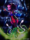 Лялька Monster High Калу Меррі (Kala Mer'ri) Великий Скарьерный Риф Монстер Хай Школа монстрів, фото 3