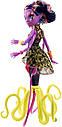 Лялька Monster High Калу Меррі (Kala Mer'ri) Великий Скарьерный Риф Монстер Хай Школа монстрів, фото 7