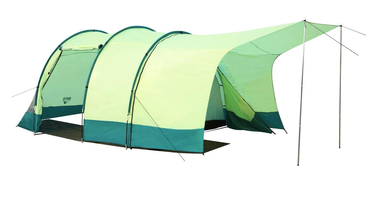Палатка 4х местная туристическая Trip Trek Bestway 68013