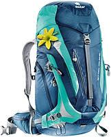 Рюкзак туристический женский Deuter ACT Trail PRO 32 SL midnight/mint (3441115 3214)