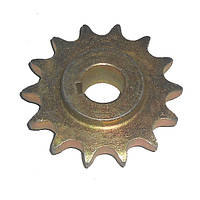 СТВ 50.00.14-01 Звездочка консоли колеса приводного ведущая z=14 (под шпонку) (ТОДАК)