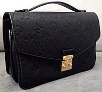 Сумка клатч Louis Vuitton черная