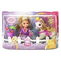 Кукла Disney Рапунцель и пони 75684 (75506)