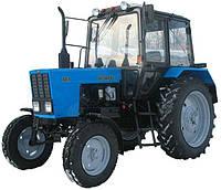 Боковое стекло трактор МТЗ 80 унифицированная кабина триплекс