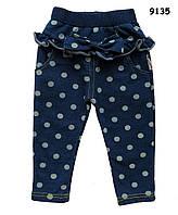 Штаны для девочки. 80 см