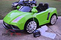 Детский электромобиль  Lamborghini CH 915: 70W, 3-7км/ч, MP3 - ЗЕЛЕНЫЙ- купить оптом, фото 1