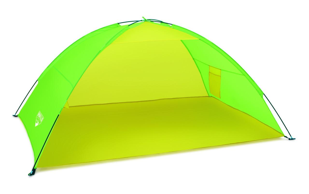 Палатка пляжная полусфера Bestway 68044 от солнца палатка