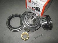 Ремкомплект ступицы ГАЗ 3307,53 колеса передний (2 подшипникаDК, манжета,гайка,шплинт)  3307-3103800-05