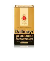 Кофе молотый Dallmayr Prodomo entcoffeiniert ,  500г