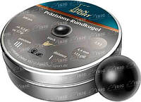 Пули пневм H&N Rund Schwarz 500 шт/уп, 0.5 г 4,5 мм