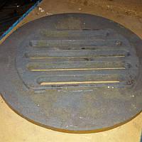 Колосник круглый чугунный диаметр 350 мм