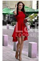 """Платье """"Fendi"""" красное"""
