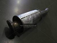 Глушитель центральный AUDI 80 (Производство Polmostrow) 01.58