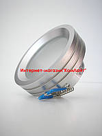Точечный светильник встраиваемый СТС-А 1167 цвет сатиновое серебро