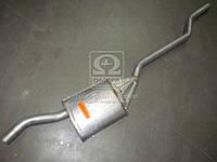 Глушитель передний MERCEDES W123 (Производство Polmostrow) 13.01