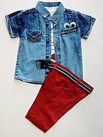 Летний костюм на мальчика,2-3-4-5 лет