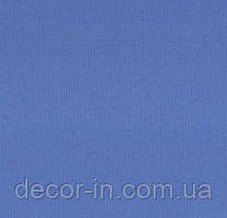 """Тканевые ролеты """"Color"""" 50х150 см синий е21"""