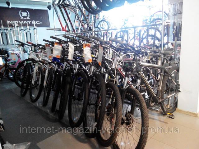 Ассортимент магазина велотрофи