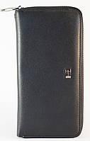 Стильный кожаный черный женский кошелек BODENSCHATZ art. 8480, фото 1