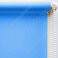 82,5 см х 170 см. Ткань Лен. Рулонные шторы, Тканевые роллеты.