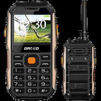 GRSED E8800 8800 мАч, Рация, Walkie Talkie, 2 SIM, мощный фонарь, фото 1