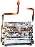 Теплообменник дымоходной колонки с накидной гайкой, код сайта 0999, фото 3