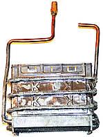 Теплообменник газовой дымоходной колонки с фланцевым подключением (пр-во Китай), код сайта 0462