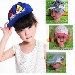 Бейсболки и кепочки детские