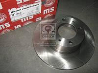 Диск тормозной ВАЗ 2101 передний PREMIUM комплект/2ШТ (Производство MASTER SPORT) 2101-3501070