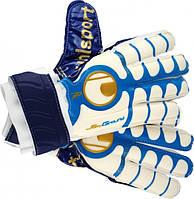 Перчатки Вратарские Uhlsport replica синие