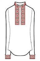 Заготовка вышивки бисером Женская сорочка СВЖ-35