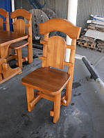 """Деревянный стул """"Царский"""" для дачи, для сада, фото, цена, купить с доставкой"""