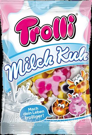 Желейные конфеты Trolli Milch Kuh  , 200 гр, фото 2