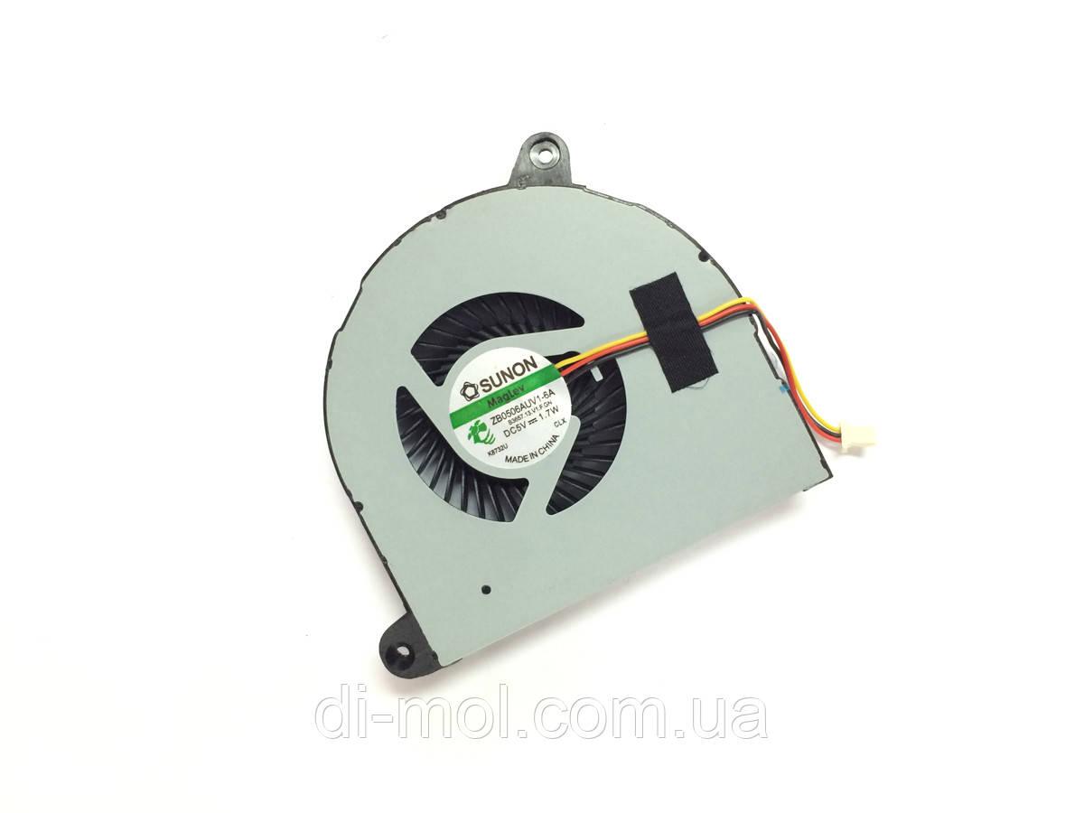 Вентилятор для ноутбука Dell Inspiron 17R 5720 series, 3-pin