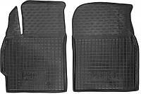 Полиуретановые передние коврики для Toyota Auris I (E150) 2006-2012 (AVTO-GUMM)