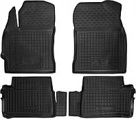 Полиуретановые коврики в салон Toyota Auris II (E180) 2013- (AVTO-GUMM)