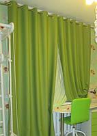 Наши шторы в интерьере