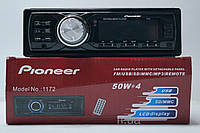 Автомагнитола Pioneer 1172 USB SD, аудиотехника, магнитола для авто, аудиотехника и аксессуары, электроника
